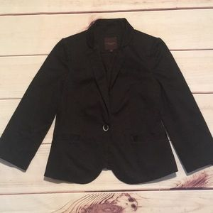 The Limited Black Blazer Size Small